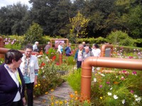 Visita ao festival dos jardins em Ponte de Lima