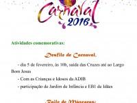 Carnaval ADIB (5 de Fevereiro 2016)