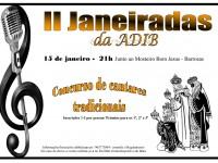 II Janeiradas ADIB'16