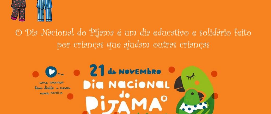 Dia Nacional do Pijama
